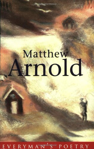 9780460879613: Matthew Arnold (EVERYMAN POETRY)