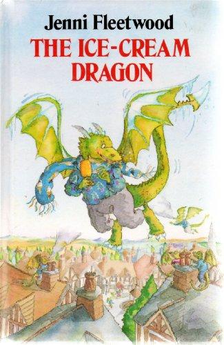 9780460880244: The Ice-cream Dragon