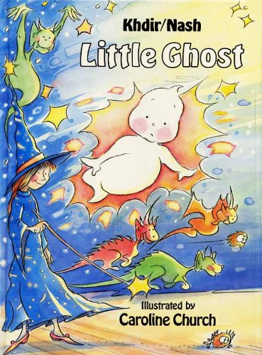 9780460880527: Little Ghost