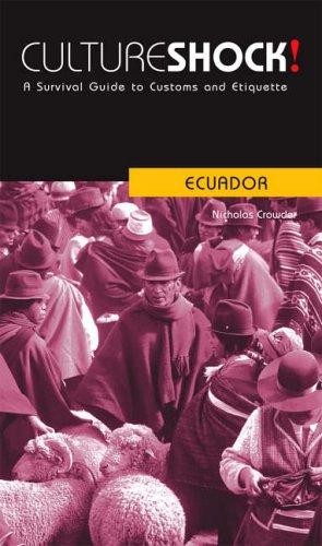 9780462000084: Ecuador (Culture Shock!)