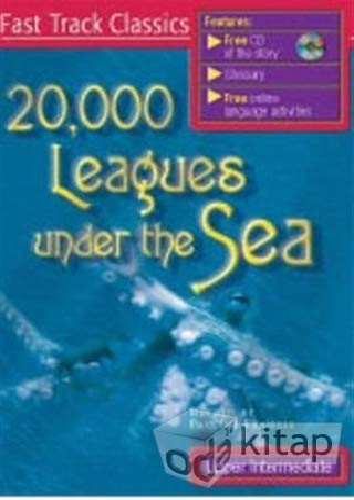 9780462000213: 20,000 Leagues Under the Sea (Fast Track Classics)