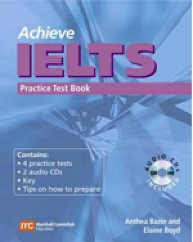 9780462000282: Achieve IELTS Practice Test Book