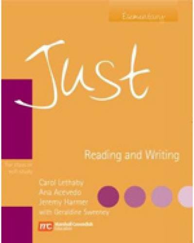 9780462000435: Just Reading and Writing Elementary