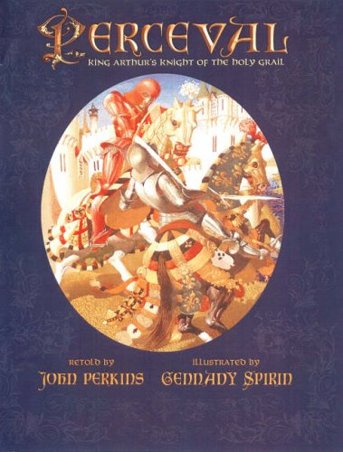 9780462003221: Perceval: King Arthur's Knight of the Holy Grail