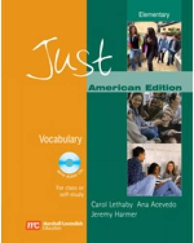 9780462004433: Just Vocabulary Elementary