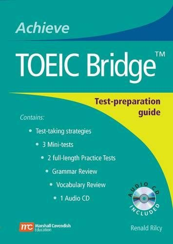9780462004457: Achieve TOEIC Bridge: Test Preparation Guide