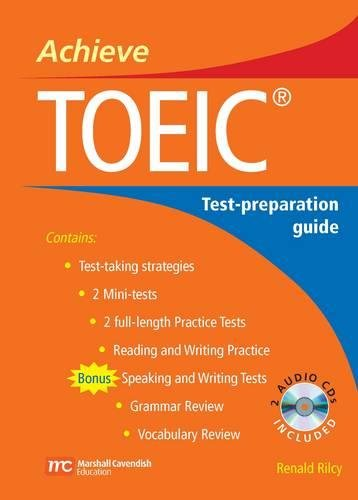 9780462004464: Achieve TOEIC: Test Preparation Guide