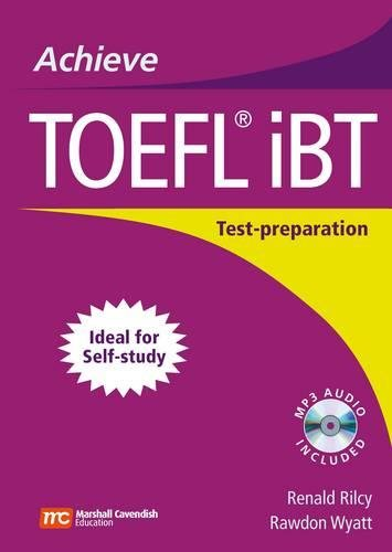Achieve TOEFL iBT: Student Book with Audio: Renald Rilcy