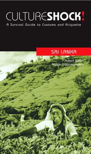 9780462006321: Sri Lanka (Culture Shock!)