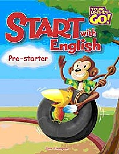 9780462006796: Young Learners Go - Start with English Pre-Starter