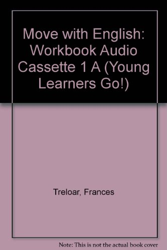 9780462006932: Move with English: Workbook Audio Cassette 1 A (Young Learners Go!)