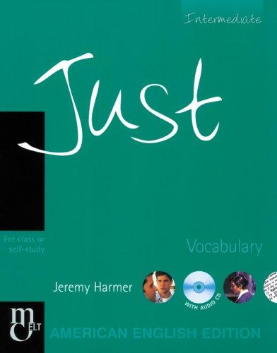 9780462007250: Just Vocabulary Intermediate