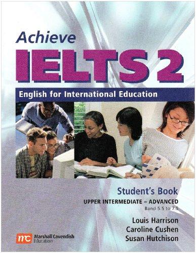 9780462007519: Achieve IELTS 2: English for International Education: Upper Intermediate - Advanced (Band 5.5 to 7.5) Bk. 2
