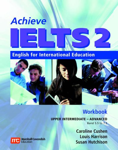 9780462007526: Achieve IELTS 2 Workbook: English for International Education: Upper Intermediate - Advanced (Band 5.5-7.5)