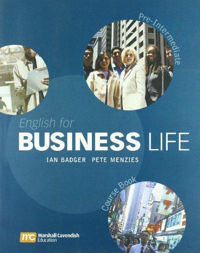 9780462007595: Business life. Pre-intermediate. Course book. Per le Scuole superiori
