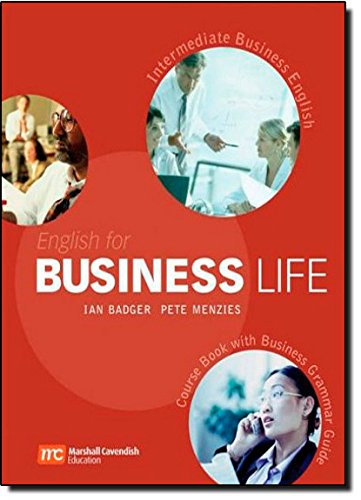 9780462007632: Business life. Intermediate. Course book. Per le Scuole superiori: Intermediate Business English Level: Grammar Guide