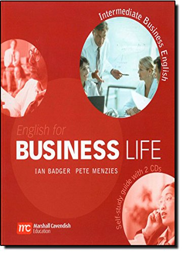 English for Business Life Self-study Guide: Intermediate: Peter Menzies