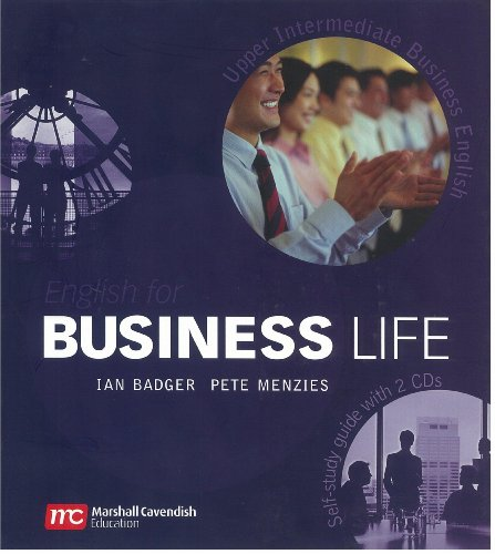 9780462007687: English for Business Life Upper-Intermediate: Self-Study Guide + Audio CDs
