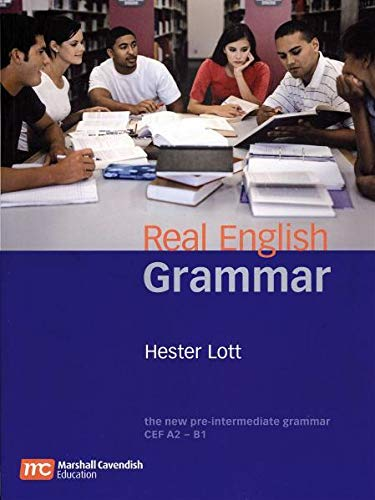 9780462007731: Real English Grammar Pre-Intermediate