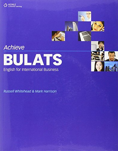 9780462007830: Achieve Bulats + Answer Key: English for International Business