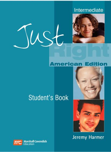 9780462007892: Just Right Intermediate: Intermediate American English Version (Just Right Course)