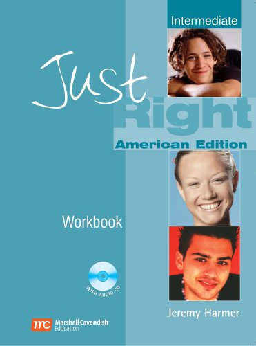 9780462007915: Just Right Intermediate: Workbook with Audio CD (Just Right Course)