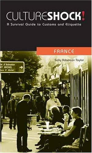 9780462008059: France (Culture Shock!)
