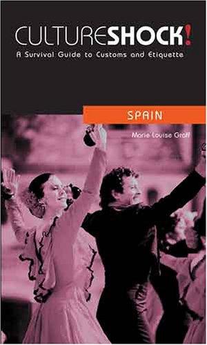 9780462008165: Spain (CultureShock)