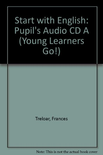 9780462008301: Start with English: Pupil's Audio CD A (Young Learners Go!)