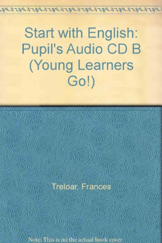 9780462008318: Start with English: Young Learners Go - Start with English B Pupils Book CDs Pupil's Audio CD B