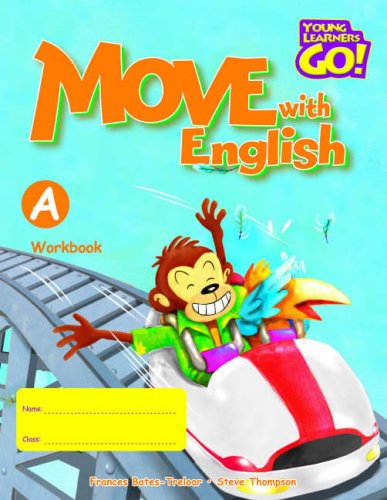 9780462008349: Young Learners Go - Move With English A Workbook