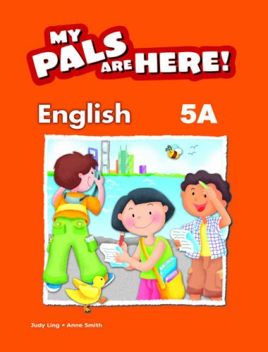 9780462008721: My Pals are Here! English: Textbook 5A