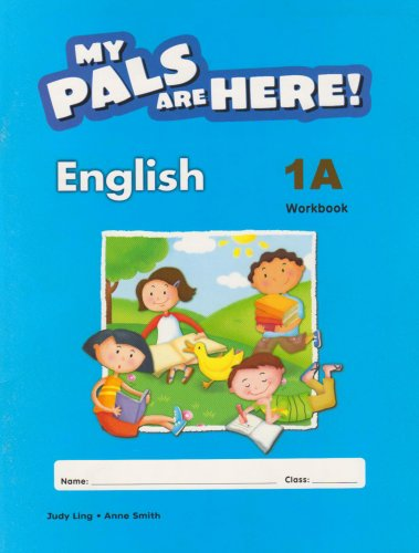 9780462008745: My Pals Are Here! English: Workbook 1A
