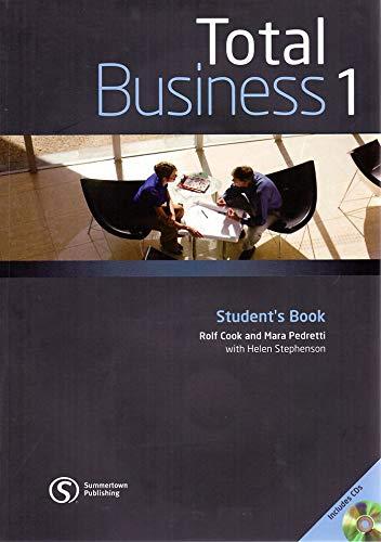 Total Business 1: Mara Pedretti (author),