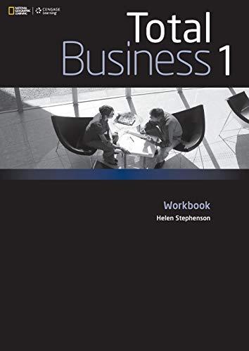 9780462098623: Total business. Workbook. Per le Scuole superiori: 1