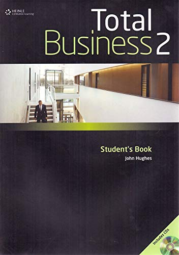9780462098654: Total business. Student's book. Per le Scuole superiori. Con CD Audio: 2