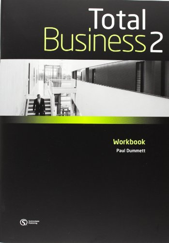 9780462098661: Total Business 2 Workbook with Key