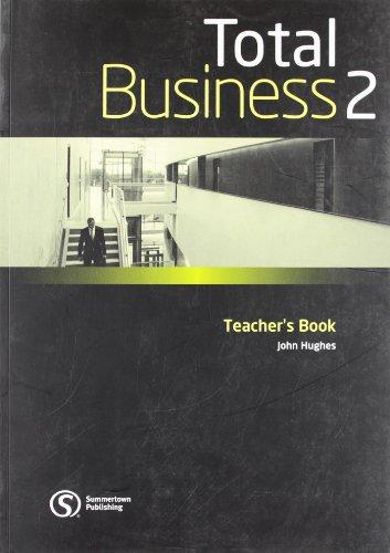 9780462098678: Total Business Teacher Book