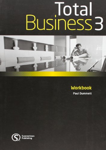 9780462098708: Total Business 3 Workbook with Key