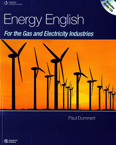 9780462098777: Energy English: For the Gas and Electricity Industries