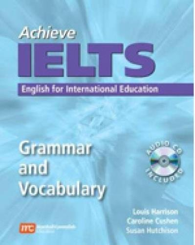 9780462098975: Achieve IELTS: Grammar and Vocabulary