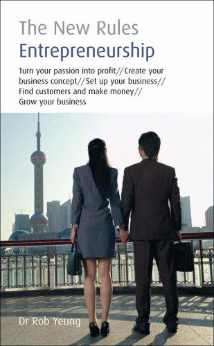 9780462099279: Entrepreneurship: The New Rules