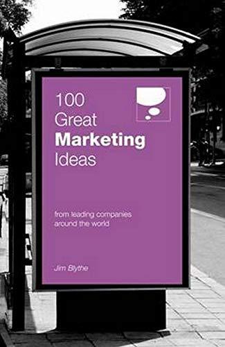 9780462099422: 100 Great Marketing Ideas (100 Great Ideas)