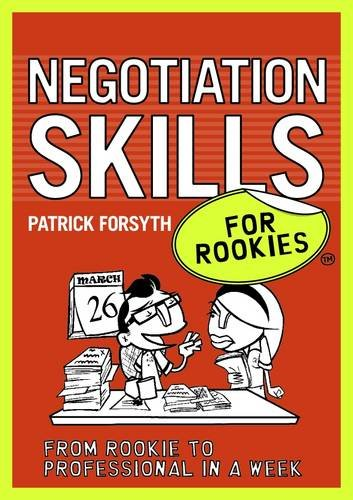 9780462099538: Negotiation Skills for Rookies