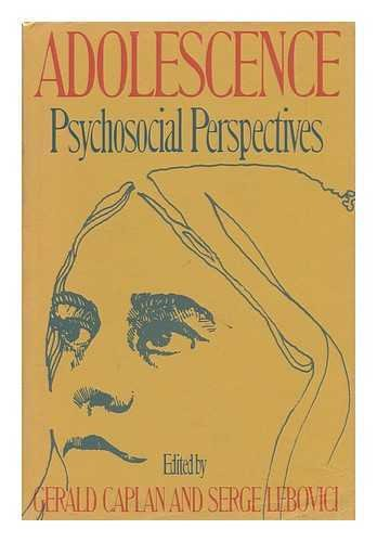 9780465000517: Adolescence: Psychosocial Perspectives