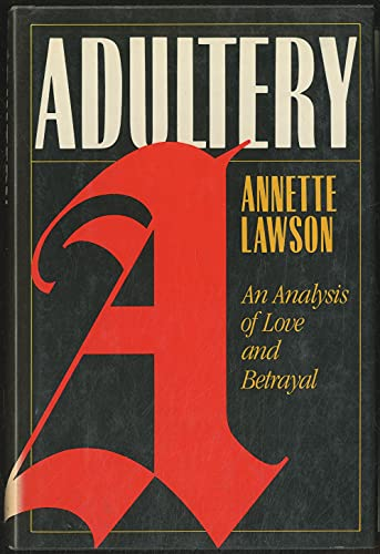 9780465000753: Adultery