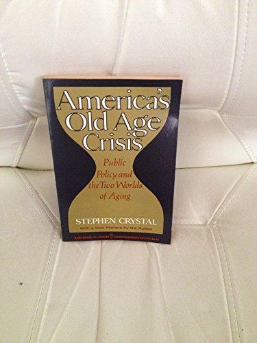 Amer Old Age Crisis: Crystal