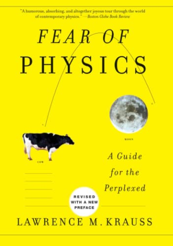 9780465002184: Fear of Physics