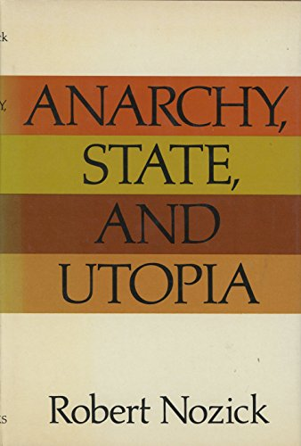 9780465002702: Anarchy State and Utopia