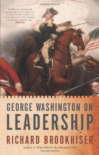 9780465003020: George Washington on Leadership